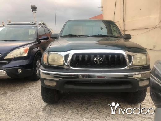 Toyota in Beirut City - Tacoma model 2003