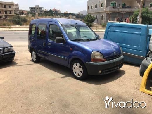 Renault in Nabatyeh - رينوا كانغوا للبيع