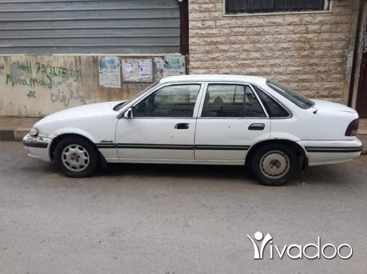 Daewoo in Al Beddaoui - دايو برنس بتشد من ورا  مديل 95