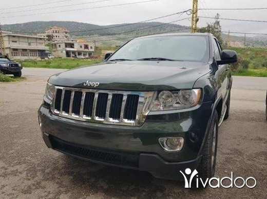 Jeep in Hasbaya - Grand cherokee laredo V6 mod 2012.70455414امكانية الفحص بالكامل