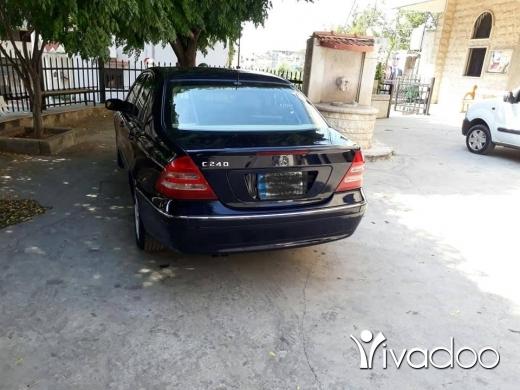 Mercedes-Benz in Zgharta - C240 2002