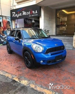 Mini in Beirut City - Mini Cooper Countryman S 2014