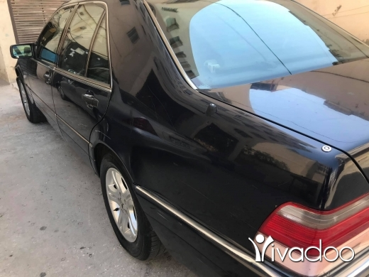 Mercedes-Benz in Beirut City - Mercedes Benz Model 1992 300SE