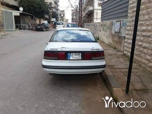 Daewoo in Tripoli - دايو موديل 95 انقاض
