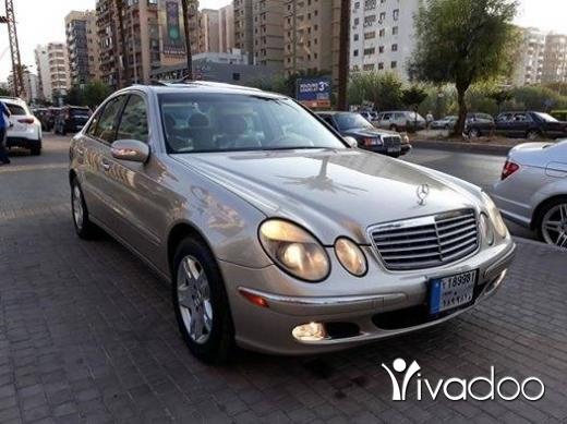 Mercedes-Benz in Beirut City - مرسيدس ايه 320 مفي بنضافتها