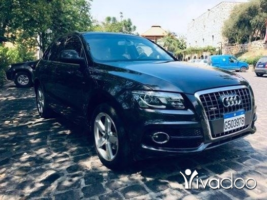 Audi in Beirut City - Audi Q5 year 2009 company of lebanon