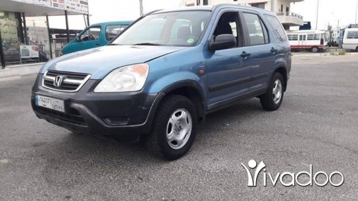 Honda in Beirut City - Honda CRV 2002 4x4 in excellent condition