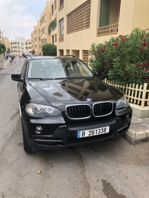 BMW in Adma - For sale BMW X5 in very good condition