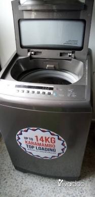 Appliances in Baabda - غساله فول اوتوماتيك ١٤ كيلو