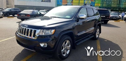 Jeep in Beirut City - Jeep Grand Cherokee Overland ($5000 دفعة اولى)($360 بالشهر)