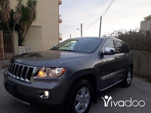 Jeep in Beirut City - 2012 grand cherokee laredo.4wd ajnabe 3.6