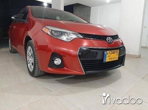 Toyota in Saida - Corolla S corolla LE