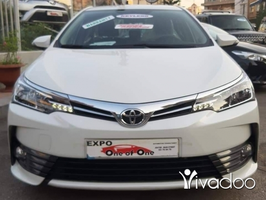 Toyota in Beirut City - Toyota Corolla 2017 (super full package)