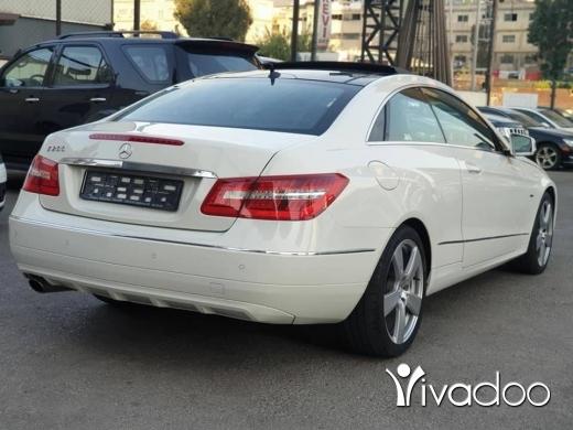 Mercedes-Benz in Beirut City - 2012 E200 Coupe