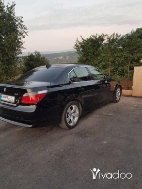 BMW in Beirut City - BMW 530 2004 black for sale