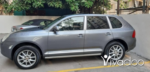 Porsche in Beirut City - For sale Porsche cayenne v6 2005 company source lebanon