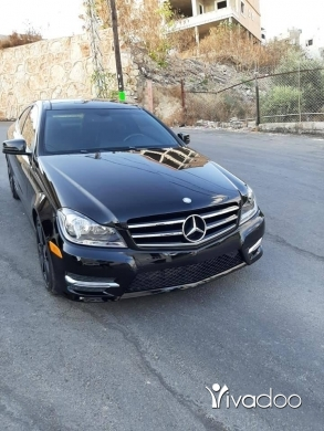 Mercedes-Benz in Beirut City - Mercedes coupe c250 2012 look amg for sale