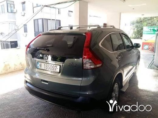 Honda in Beirut City - HONDA CRV 2012 for sale