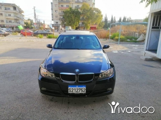 BMW in Beirut City - For sale Bmw 328 2007