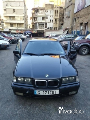 BMW in Kfar Yachit - BMW 318 automatic full mexhanic top 1992