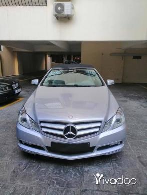 Mercedes-Benz in Beirut City - mercedes E350 MODEL 2011 for sale