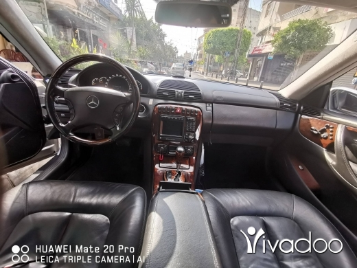 Mercedes-Benz in Beirut City - Mercedes CL500 for sale 2002