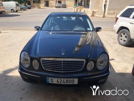Mercedes-Benz in Zahleh - mercedes
