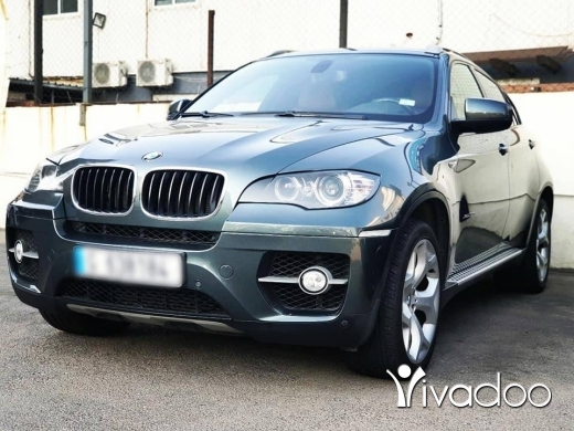 BMW in Port of Beirut - 2009 BMW X6