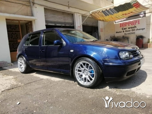 Volkswagen in Zahleh - Golf 4