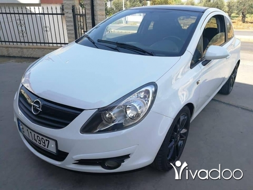 Opel in Beirut City - Opel corsa 2011