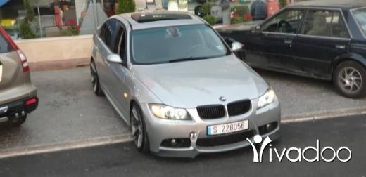 BMW in Beirut City - bmw 325i 2006 super cleanوبعمل وكالة