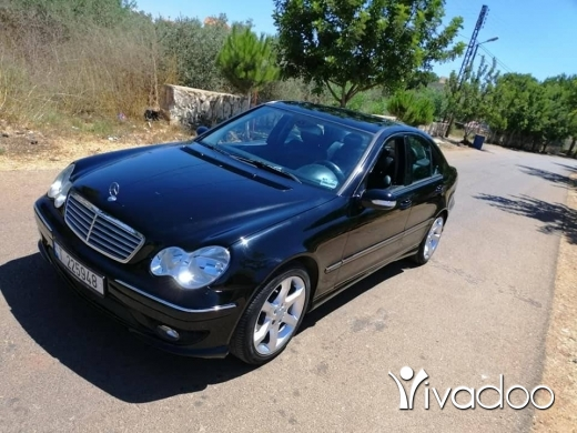 Mercedes-Benz in Nabatyeh - C230 2005