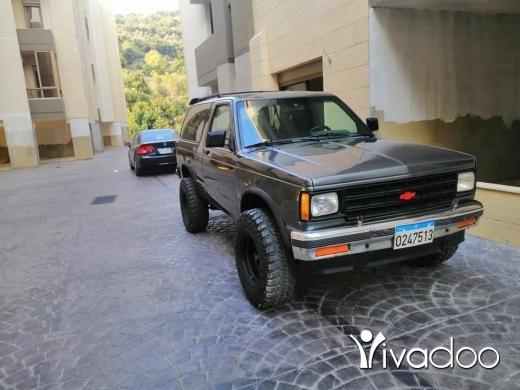 Chevrolet in Beirut City - Chevrolet blazer s10