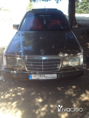 Mercedes-Benz in Berqayel - سياره