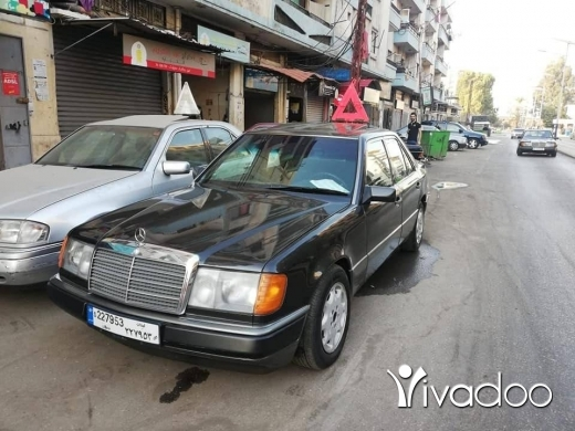 Mercedes-Benz in Tripoli - مرسيدس بنز