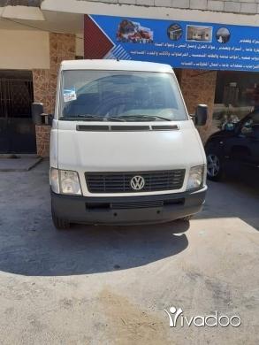 Vans in Port of Beirut - فان فولز LT 96