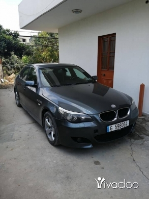 BMW in Beirut City - 530 2004 silver for sale