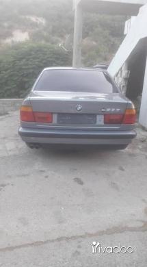 BMW in Port of Beirut - سيارة بي ام بومه