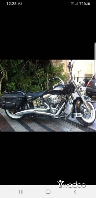 Other Motorbikes in Beirut City - Harley Davidson heritage softail 2002