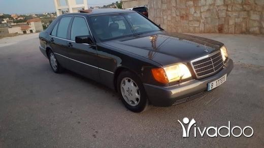 Mercedes-Benz in Nabatyeh - mercedes E