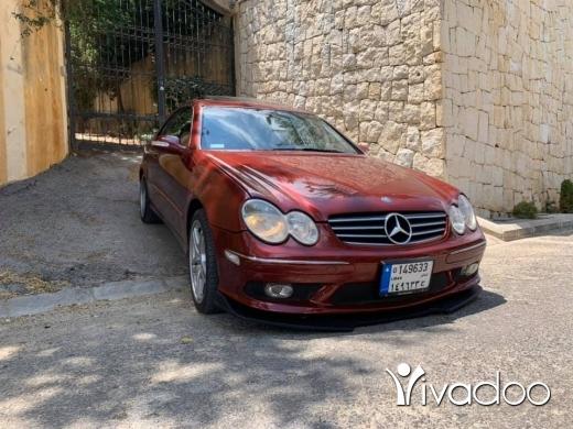 Mercedes-Benz in Saida - Mercedec clk 320