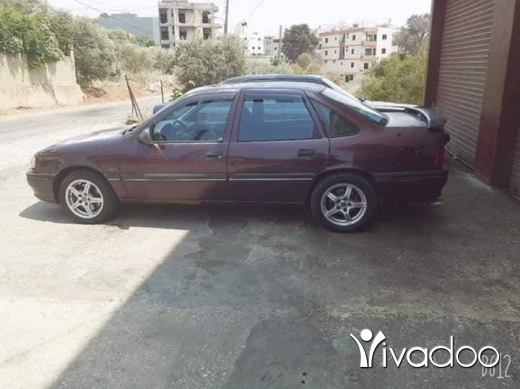 Opel in Beirut City - سياره اوبل