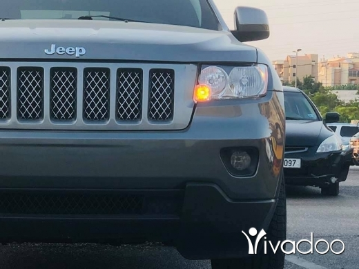 Jeep in Beirut City - cherokee 2012 black edition full options