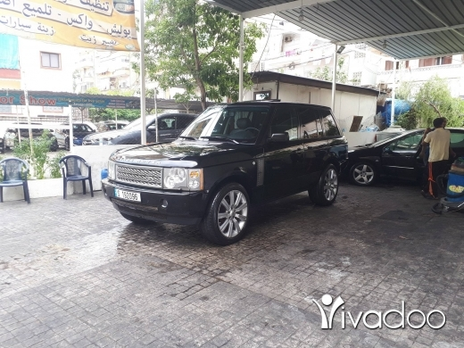 Land Rover in Beirut City - Range rover 2004
