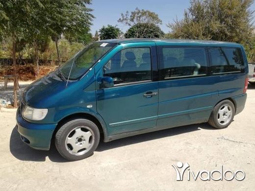Vans in Nabatyeh - مرسدس موديل ٢٠٠٠ تجاري