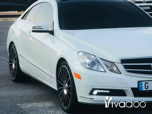 Mercedes-Benz in Beirut City - mercedes E class 2010 full options like new for sale
