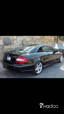 Mercedes-Benz in Berj Hammoud - mercedes clk55 amg
