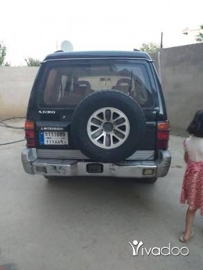 Mitsubishi in Ber Elias - جيب باجيرو