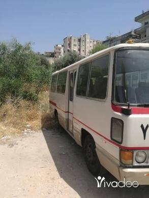 Vans in Saida - باص تويوتا كوستر