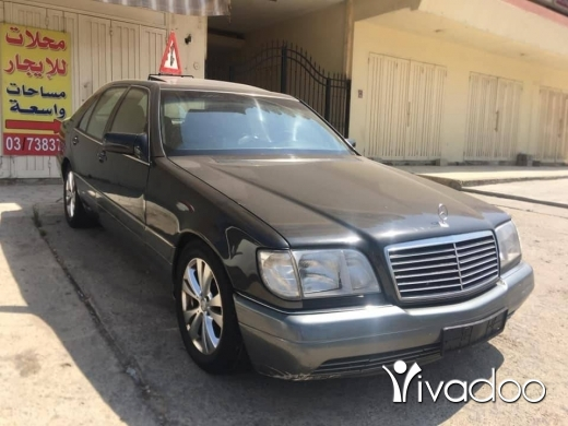 Mercedes-Benz in Beirut City - S 320 mod 1994 kayen